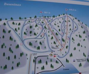 Трассы на Вишнёвой